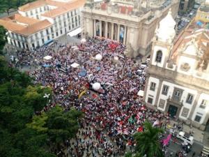 ato de cima Foto Lúcio Machado Ibrag Uerj